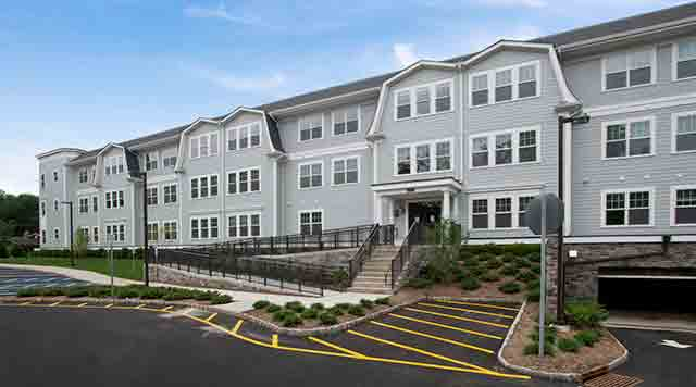 : Colonial Pointe, a high-tech rental community in Franklin Lakes, features 87 one- and two-bedroom apartments and cutting-edge amenities.